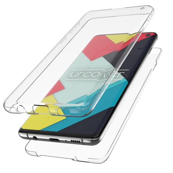 Urcover Samsung Galaxy S10e Touch Case 3.0 Soft Edition berühmt durch Galileo Rundum 360° Crystal Clear Schutzhülle ohne Punktmatrix