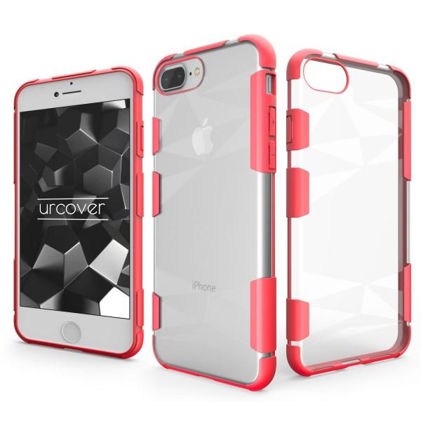 Urcover® Apple iPhone 7 Plus Schutz Hülle Slim Kameraschutz Hard Case Cover Etui