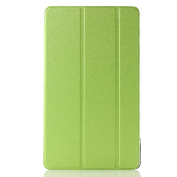 Urcover® Galaxy Tab S 8.4 Smart Case Hülle Sleeve Tasche [ Sleep/Wake & Stand-Funktion ] mit transparenter Rückseite Cover Portfolio Case Schutz-Hülle Tablet Zubehör Schwarz