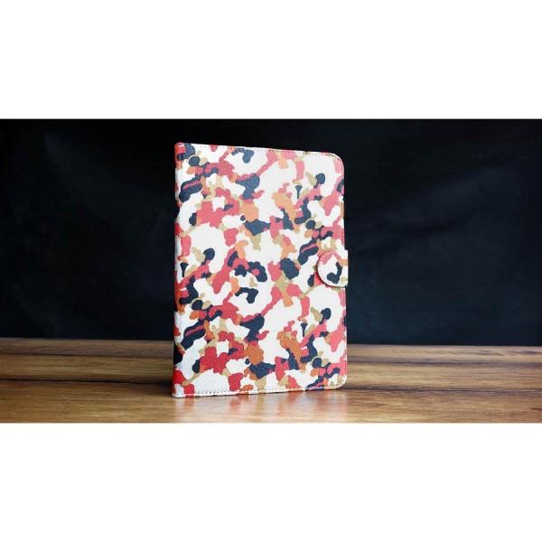 Urcover® Apple iPad Mini Kunststoff Flip Schutzhülle Tarn Optik Case Cover