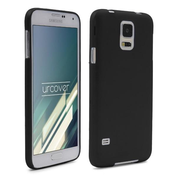 Urcover® Samsung Galaxy S5 Hard Smartphone Backcase Schutz Cover Handyhülle TPU