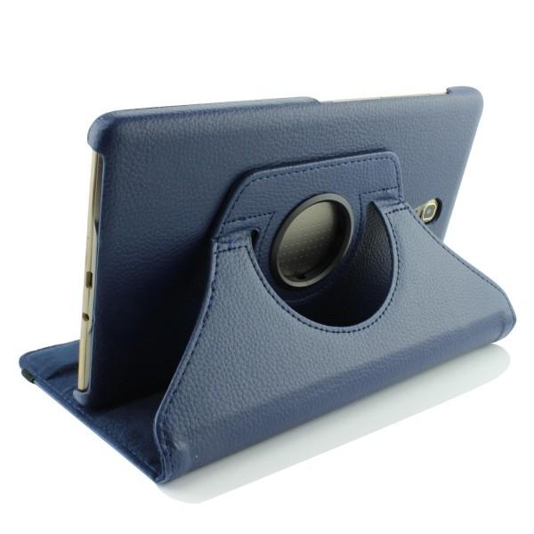 Original UrCover® 360 Grad Galaxy Tab S 8.4 T700N T705N Cover Case Schutz Hülle Etui Schale Weiss