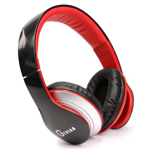 Gediao Premium Kopfhörer Gaming mit 3,5 Klinkenstecker bis zu 108db High-End