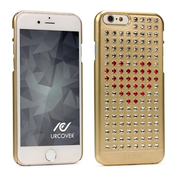 Urcover® Apple iPhone 6 Plus / 6s Plus Herz Back Case Schutz Hülle Cover Etui