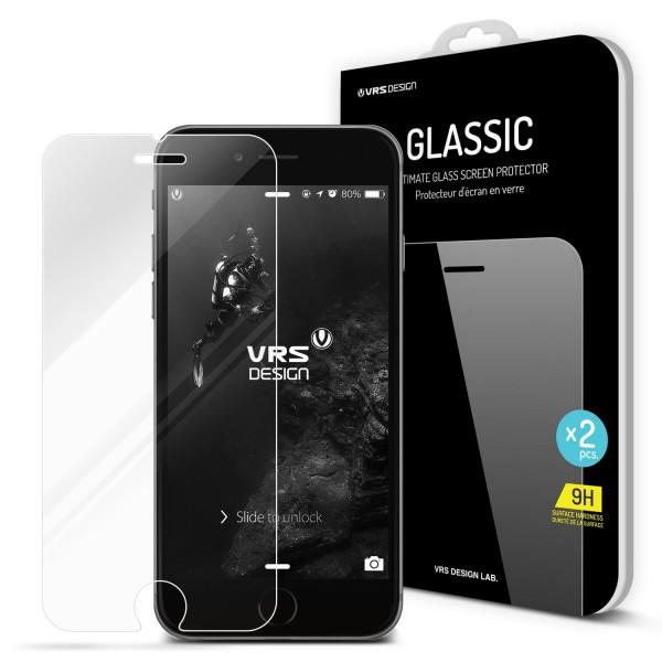 Urcover® Apple iPhone 6 Plus / 6s Plus Panzerglas Displayfolie 9H Anti-Kratzer