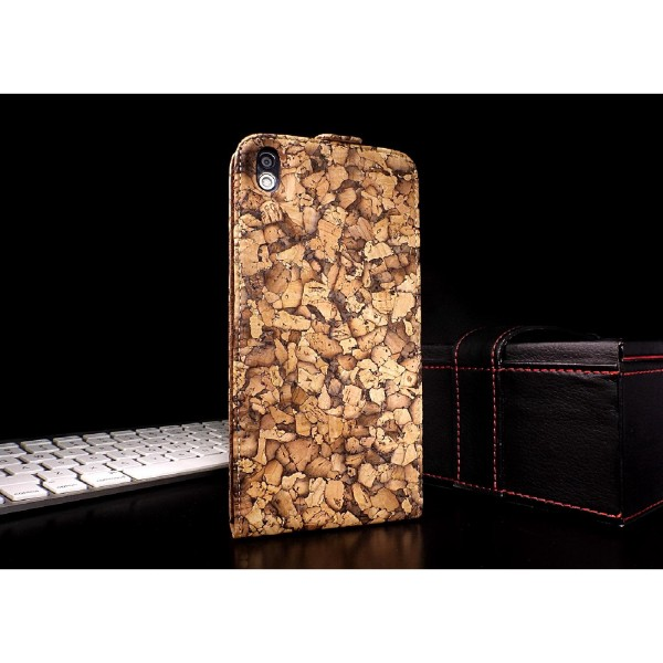 Urcover® HTC Desire 816 Flip Wallet Schutz Hülle Case Cover Etui Schale Tasche