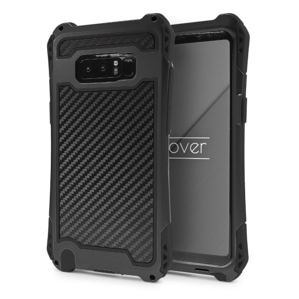 Samsung Galaxy Note 8 Alu OUTDOOR Schutzhülle Case Schale Cover ULTRA SHOCKPROOF