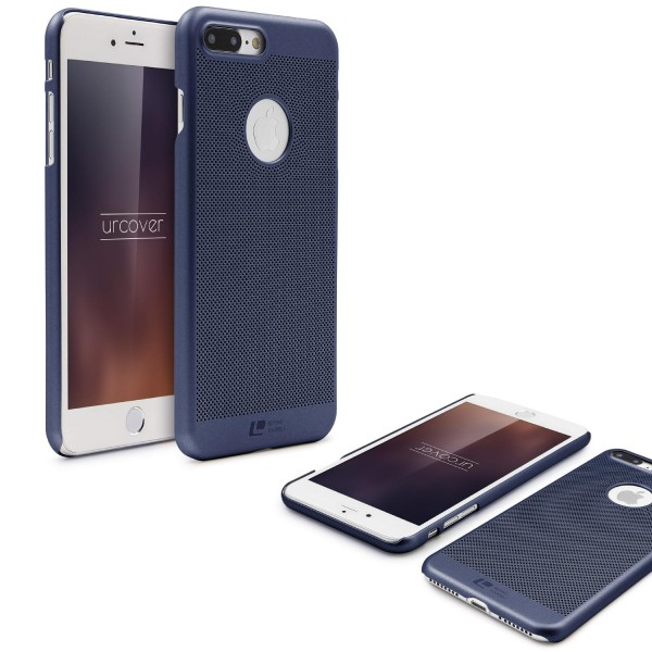 Apple iPhone 7 Plus Schutzhülle TOP HAPTIK Cover Back Case Bumper Hülle Schale