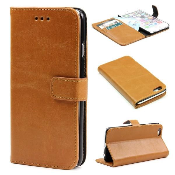 Urcover® iPhone 6 Plus / 6s Plus Schutz Klapp Hülle Case Cover Schale Tasche