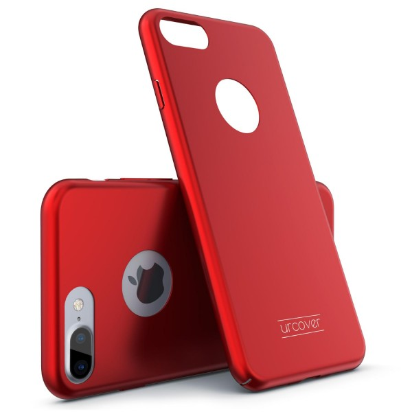Original Urcover Ultra Slim Hard Back Case Apple iPhone 8 Plus Cover dünn Hülle Etui