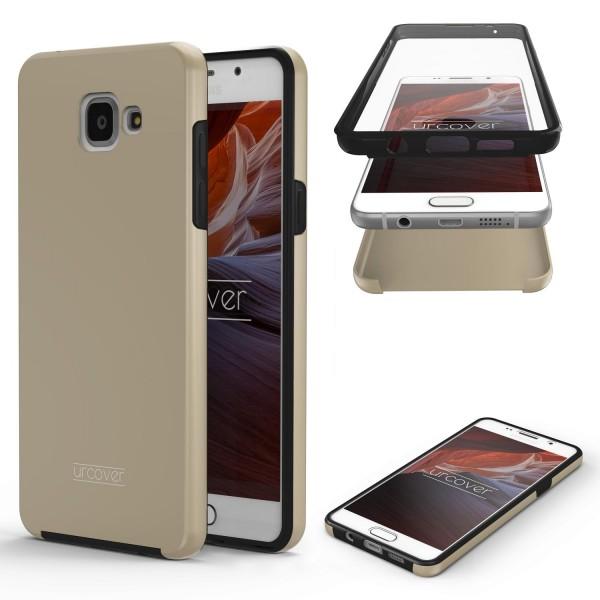 Samsung Galaxy A7 (2016) Touch Case 2018 Handy Schutz Hülle 360° Rundumschutz