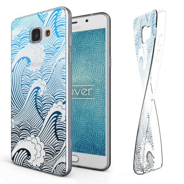 Urcover® Samsung Galaxy A3 (2016) Schutz Hülle Case Cover Tasche Silikon Soft