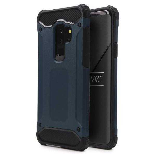 Handy Tasche für Samsung Galaxy S9 Plus Cover Case Schutz Hülle Etui Schale TPU
