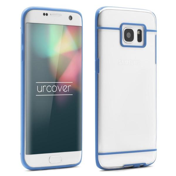 Urcover® Samsung Galaxy S7 Edge Hard Back Case Cover Hülle Smartphone Schutz
