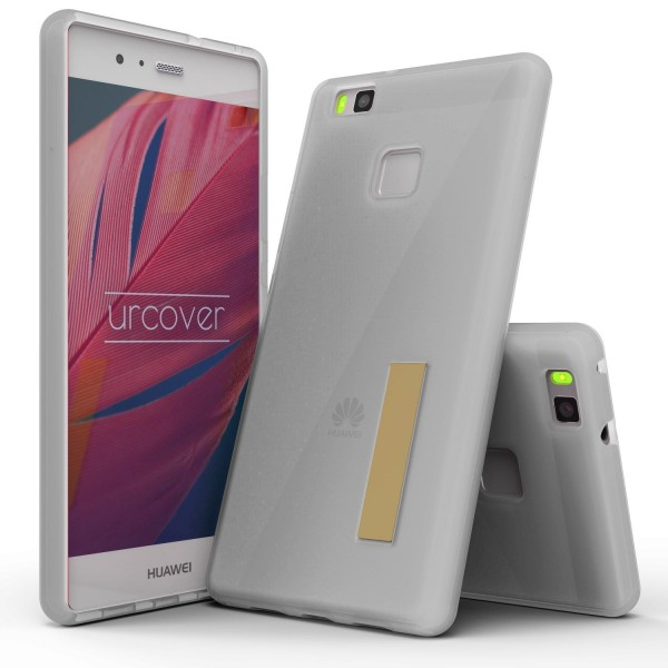 Urcover® Huawei P9 Lite Schutz Hülle mit Standfunktion Soft Case Cover Schale