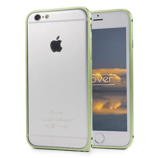 Urcover® Apple iPhone 6 Plus / 6s Plus Alu Bumper Schutz Hülle Case Cover Tasche