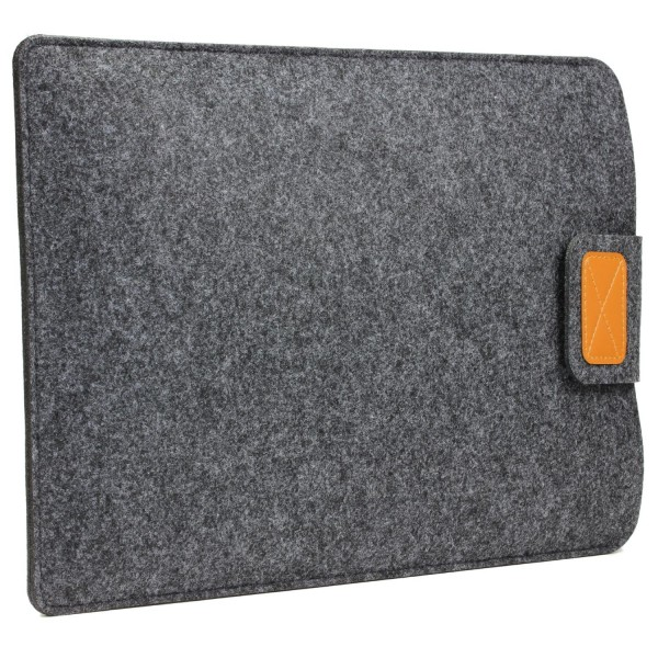 Urcover® 14,1 Zoll Tablet Laptop Schutz Hülle Cover Case Filz / Felt Bag Etui