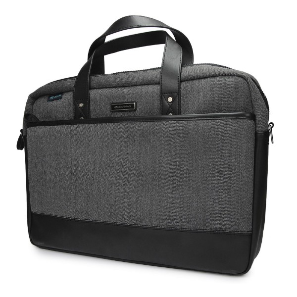 Urcover® Kunstleder / Kunststoff Tasche 15,6 Zoll Business Edition Hülle Case