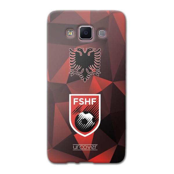 Urcover® Samsung Galaxy A5 (2015) Fanartikel Schutz Hülle Fußball Case Land Etui