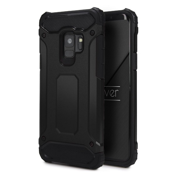 Samsung Galaxy S9 Backcase Schutzhülle Hülle Case Cover Schale Handy Bumper