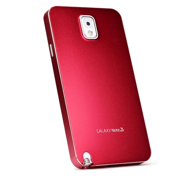 Urcover® Samsung Galaxy Note 3 Alu Handy Schutz Hülle Full Metal Case Cover