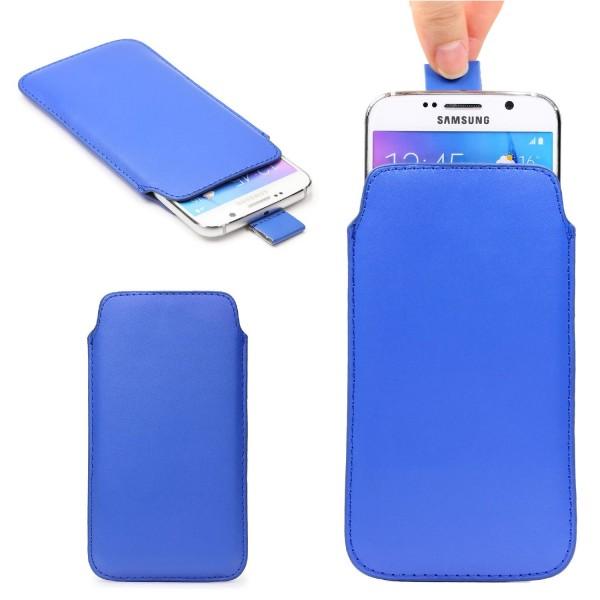 5,5 Zoll Pull Tab Universal Handy Schutz Hülle Schale Etui Cover Case Tasche