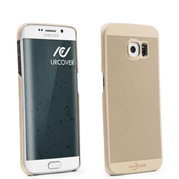 Samsung Galaxy S6 Edge Handy Hülle Kunststoff Cover Case Schutz Schale