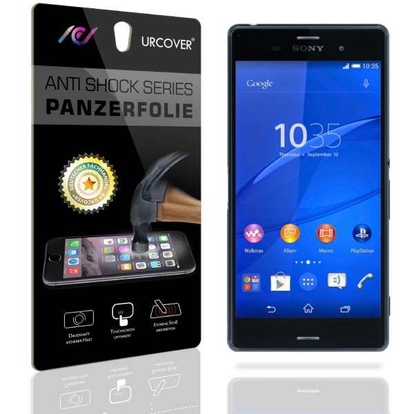 Sony Xperia Z2 Display Schutz Folie Ultra Klar PET Handy Schutzfolie Clear
