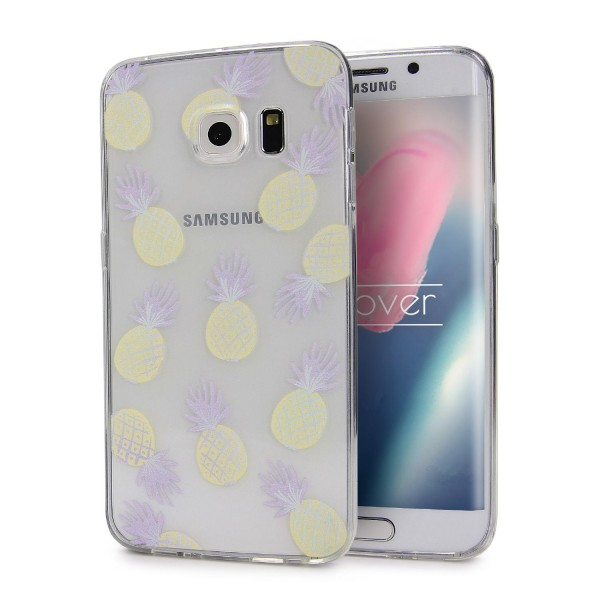 Urcover® Samsung Galaxy S6 Edge Plus Design Back Case Kameraschutz Schutzhülle