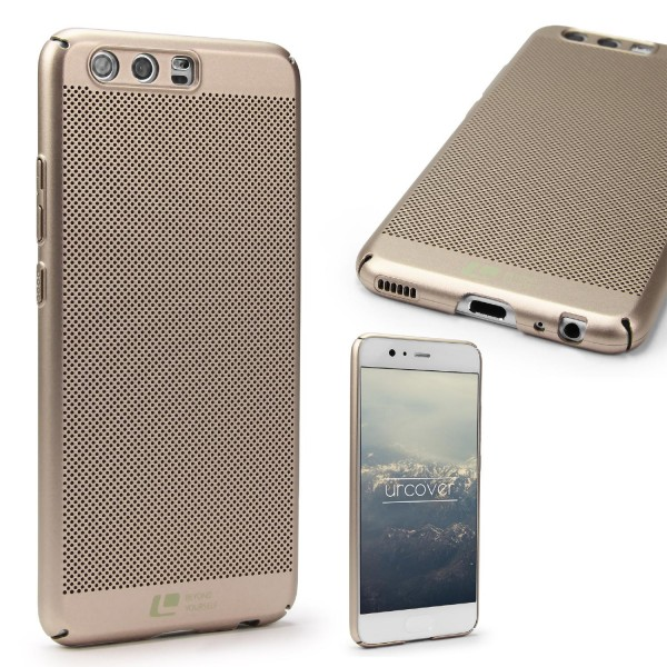 Huawei P10 Plus Back Case Handy Schutz Hülle Tasche Cover Bag Handyhülle Bumper