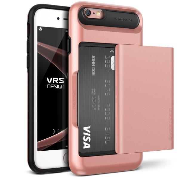 VRS Design® Apple iPhone 6 Plus / 6s Plus TPU Back Case Cover Schutz Hülle Etui