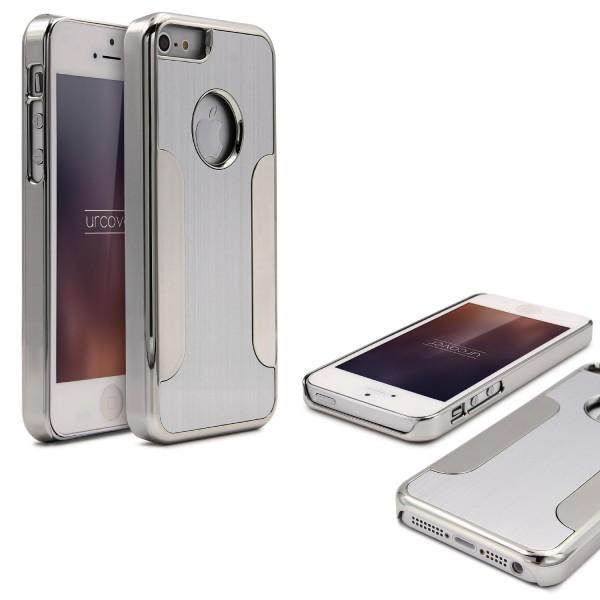 Urcover Apple iPhone 5c Aluminium Back Case Schutzhülle Cover Etui Schale