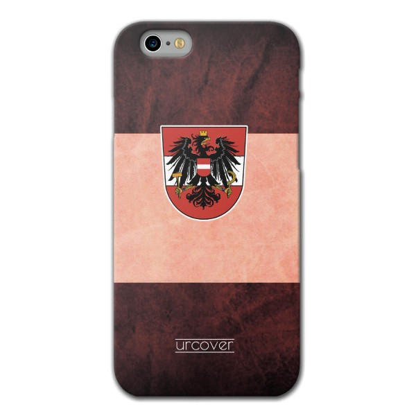 Urcover® Apple iPhone 6 Plus / 6s Plus Fanartikel Schutz Hülle Fußball Case Land