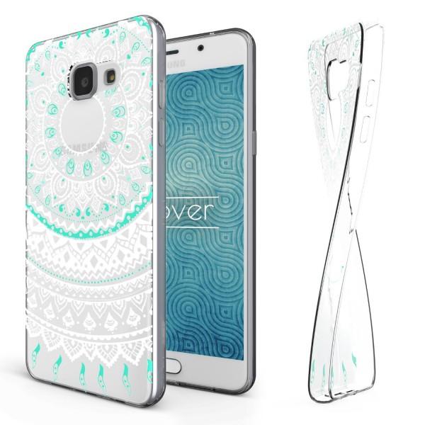 Urcover® Samsung Galaxy A7 (2016) Schutz Hülle Case Cover Tasche Silikon Soft