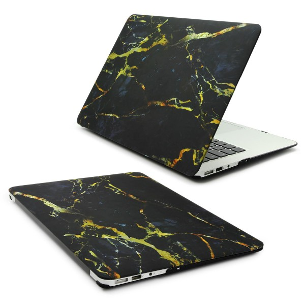 Urcover® Schutz Tasche für Macbook Air 11,6 Zoll Full Hard Cover Smart Case