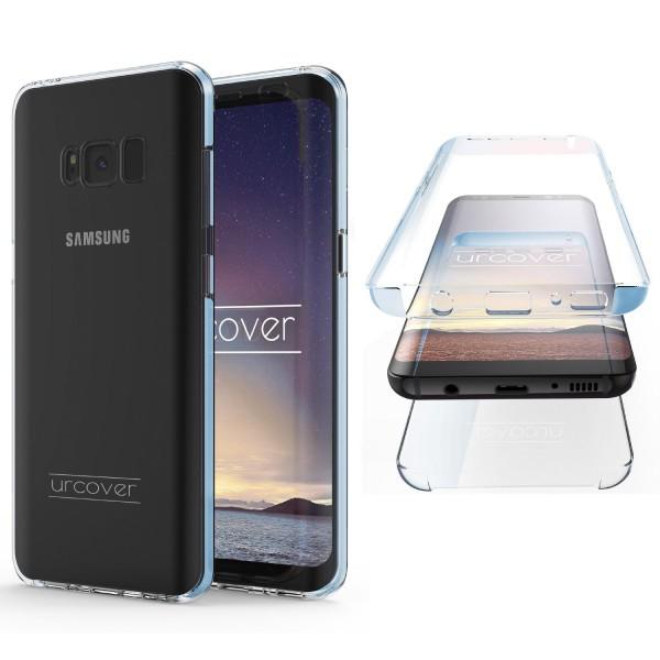 Samsung Galaxy S8 TPU 360° Grad Schutzhülle Rundum Touch Case Cover Rundum Etui