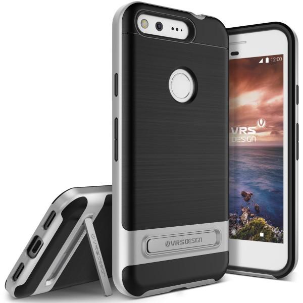 Google Pixel Handy Hülle Schutz Case Cover Schale Bumper Backcase Polycarbonat