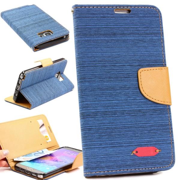 Urcover® Handy Schutz Hülle für Samsung Galaxy Note 5 Flip Case Cover Wallet