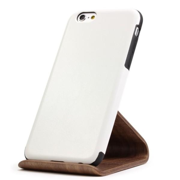 Urcover® Apple iPhone 6 / 6s Kunstleder Back Case Schutz Hülle Cover Etui Schale