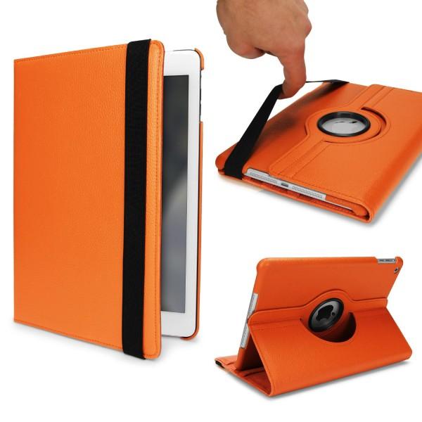 Urcover Apple iPad Air 360° Grad Schutz Hülle drehbares Cover Schale Tasche