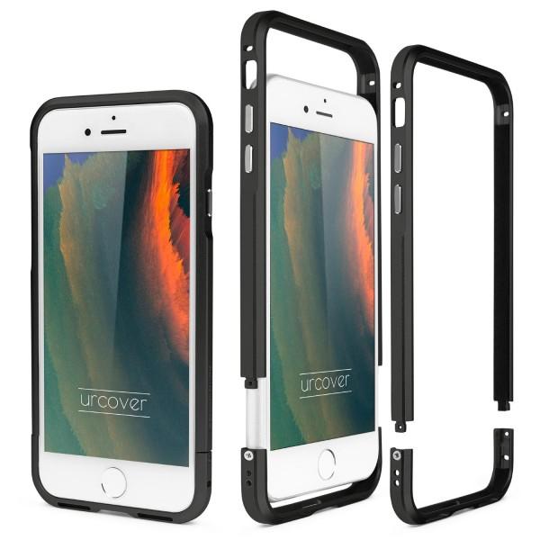 Apple iPhone 7 Alu Bumper Schutzhülle Schraubversion Schutz Rahmen Hülle