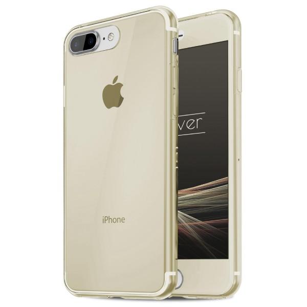 Apple iPhone 7 Plus TPU Case 360 Grad Schutz Hülle Etui Cover Touch Case