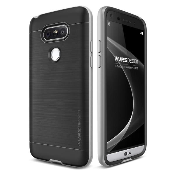 LG G5 VRS Design Schutz Hülle Case Cover TPU Schale Polycarbonat Etui