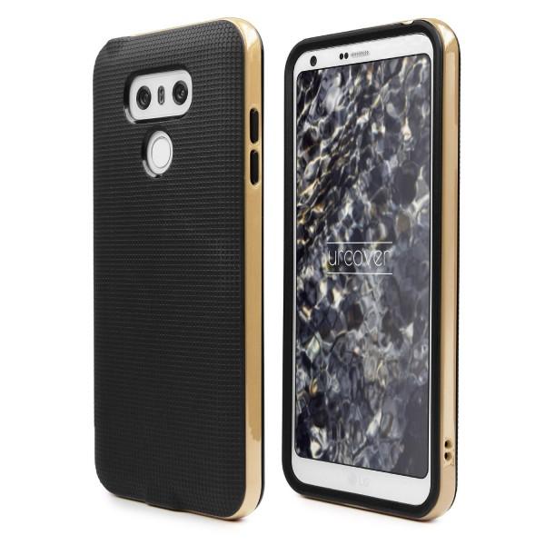 Urcover® LG G6 Case Slim Dual Layer Handy Schutz Hülle Case Cover Hybrid Tasche Schale