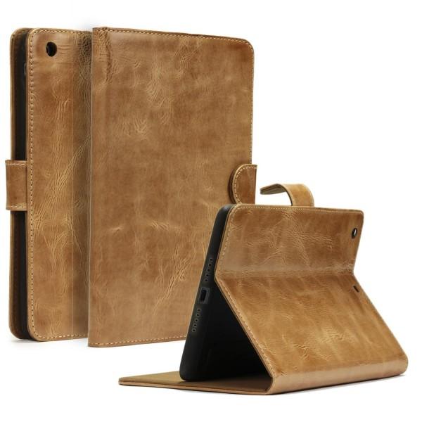 Akira Apple iPad Mini Echtleder Schutzhülle Ledertasche Lederhülle Case Cover