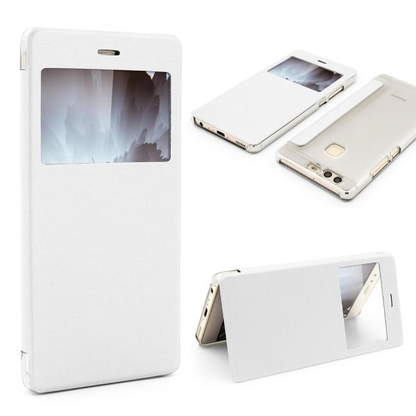Huawei P9 View Case klar Schutz Hülle Cover Case Etui Handytasche ultra dünn
