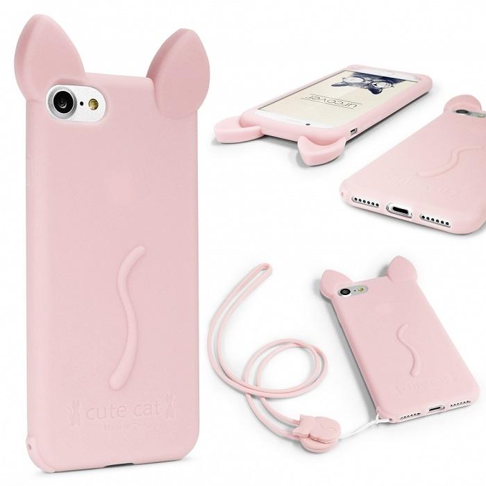 Katzen Ohr Handyhülle