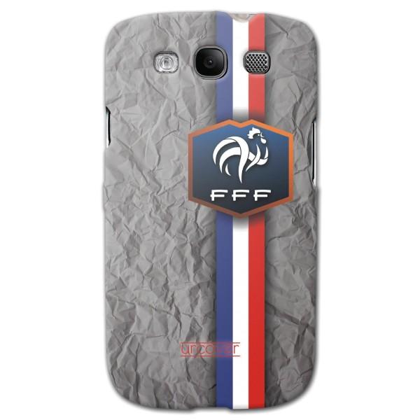 Urcover® Samsung Galaxy S3 Fanartikel Schutz Hülle Fußball Case Land Flagge
