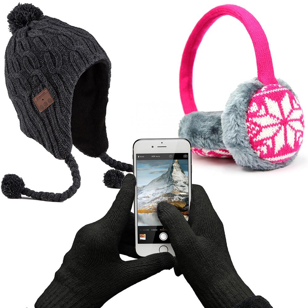 Übersicht Winter Gadgets